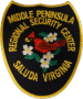 MPRSC Badge Patch